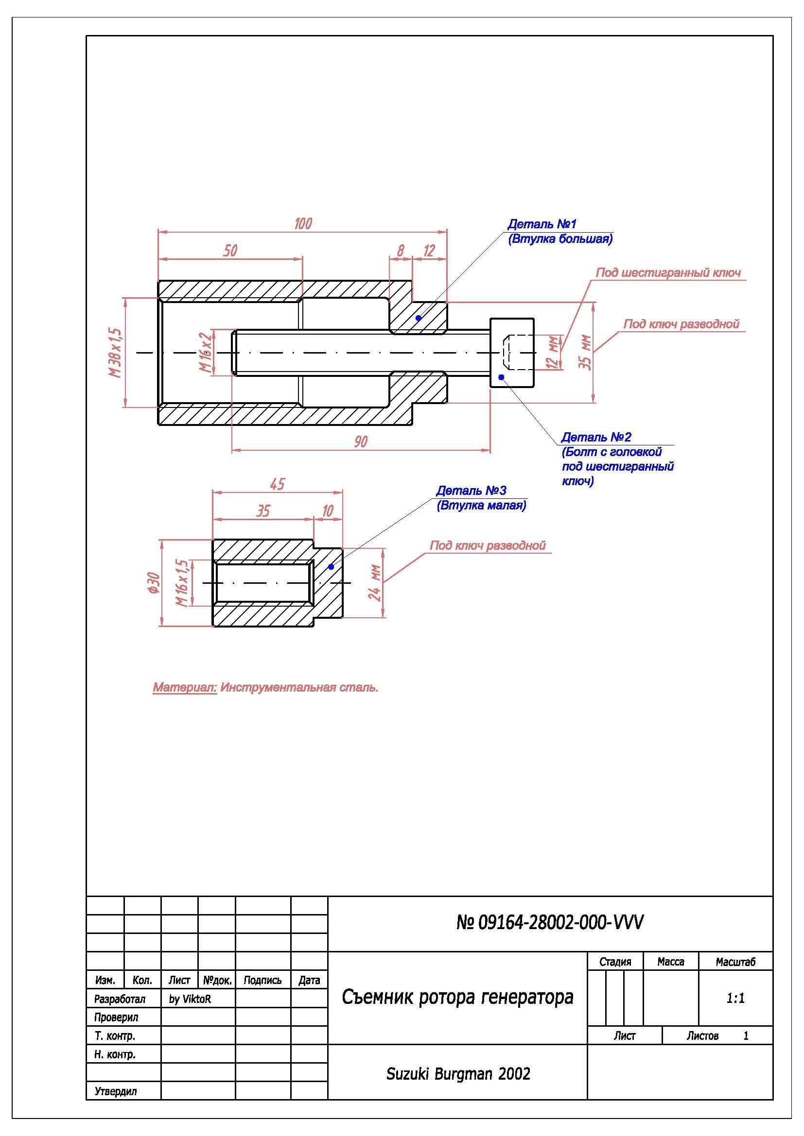Самостоятельное изготовление стяжки пружин амортизаторов 60