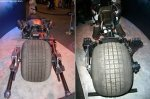 Новые фотографии мотоцикла Бэтмена