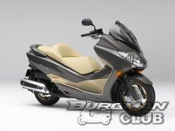 Выпущены на рынок обновленные скутеры Honda Forza Z