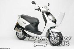 Peugeot обновила скутер Vivacity 3