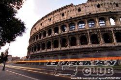 Рим: 100 скутеров на 100 дней