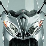 Компания Malaguti представила новый Spidermax 500 RS