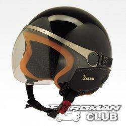 Vespa GT – новый шлем для скутеристов