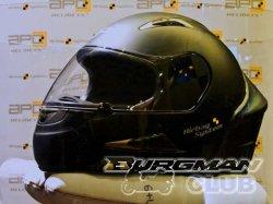 Новый шлем с подушкой безопасности