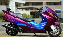 Будущее японских скутеров наступает сегодня