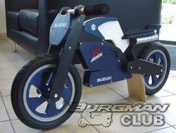 Suzuki GSX-R Junior – первые шаги будущего чемпиона