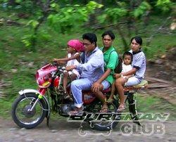 Для мотоциклистов введут вторые номера