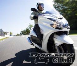 Максискутер Yamaha Majesty 400 2009 - стиль, роскошь и удобства!