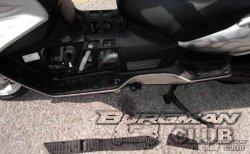 Подробное описание смены масел в Burgman 650