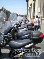 Италия на мотоцикле