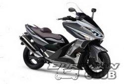 Yamaha готовится выпустить Tmax 750 !