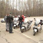 Общее открытие мото- сезона 2008