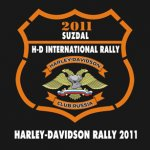 HARLEY-DAVIDSON INTERNATIONAL RALLY «SUZDAL 2011»