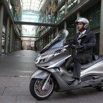 Х10 – новый скутер от Piaggio